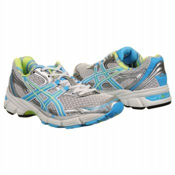 ASICS Women's GEL-Enhance Ultra (Teal/ Green /Silver 7.0 M)