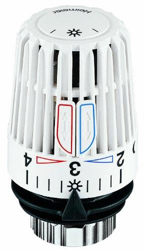 Heimeier Thermostat-Kopf Typ K Nr. 6000-00, weiß, 6000-00.500