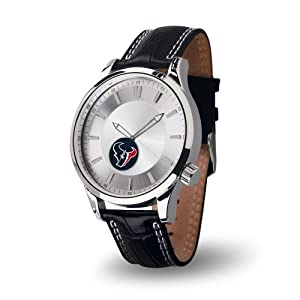 Brand New Houston Texans NFL Icon Series Mens Watch by Things for You