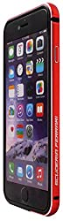 Ferrari Racing Apple iPhone 6 Aluminum TPU Bumper - Red