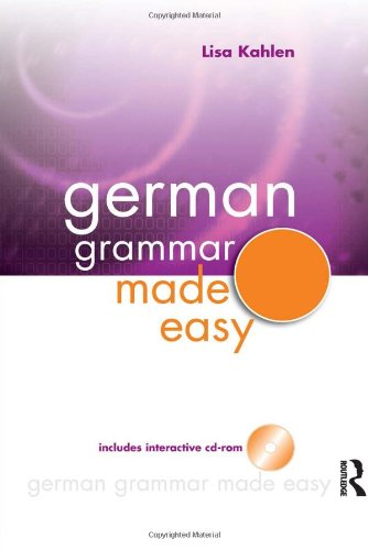 German Grammar Made Easy (German Edition)