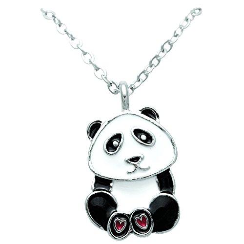 Circle of Friends Pendant, Panda Bear - 1