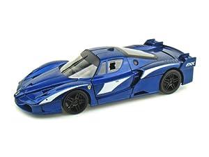 Ferrari FXX Evoluzione 1/18 Blue from Ferrari