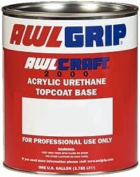 Awlgrip Awlcraft 2000 Acrylic Urethane Topcoat Paint Quart - F1007Q - Light Gray