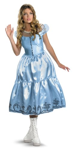 Women's Alice in Wonderland Halloween Costume