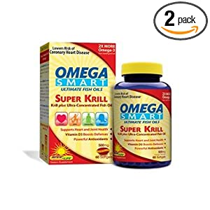 Krill oil supplements omega smart ultimate fish oils for Best time to take fish oil