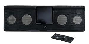 Logitech mm50 Portable Speaker System for iPod (White)