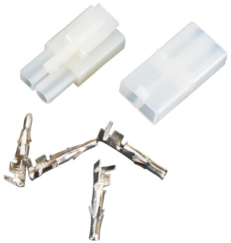 Duratrax Battery Connectors Unwired (2-Piece) - 1