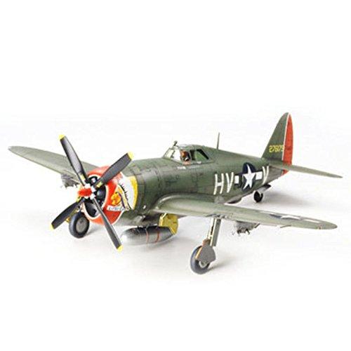 Tamiya 1/48 Republic P-47D Thunderbolt - Razorback