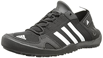 adidas Outdoor Climacool Daroga Two 13 Shoe - Men's Black/Chalk/Black 7.5