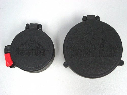 3-9x50 Rifle Butler Creek Scope Flip Open Lens Cover