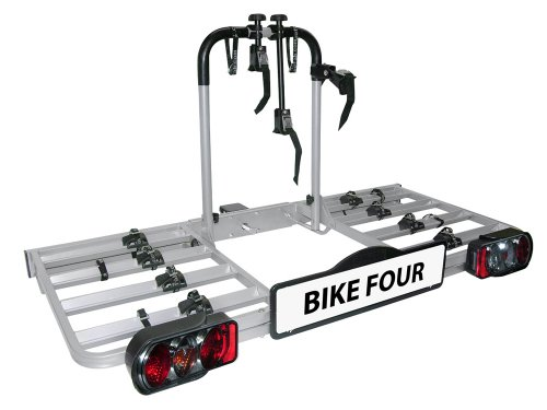 hecktr ger test eufab 11437 fahrradtr ger bike four test. Black Bedroom Furniture Sets. Home Design Ideas