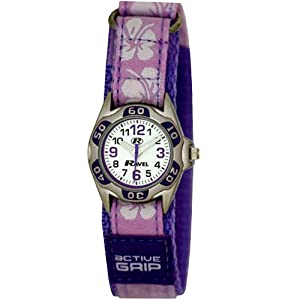 Ravel Girl's Velcro Watch R1507.20