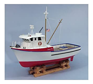 Free stock photo images download wooden model trawler for Garden design trawler boat
