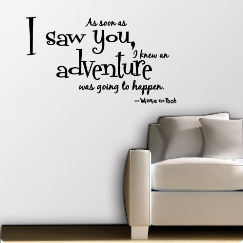 Winnie The Pooh Wall Quotes front-640833