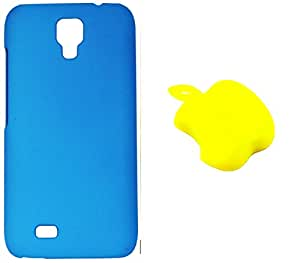 FCS Rubberised Hard Back Case For Gionee P2S With Card Reader