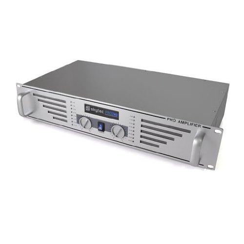 Skytec PA-240 480 Watt DJ PA-Verstärker Endstufe