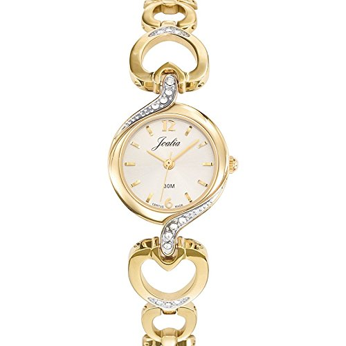 Joalia 631802 - Orologio da polso donna, metallo, colore: Oro