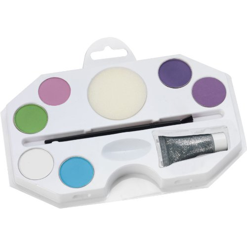 Make Up FX, Aqua, Princess Kit Fancy Dress Accessories Costume - 1