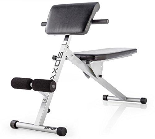 Kettler Panca da allenamento Axos Combi-Trainer, Nero/grigio, 07629-700