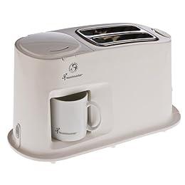 Coffeemaker/Toaster Combo