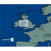 Wales - England West - Garmin Map