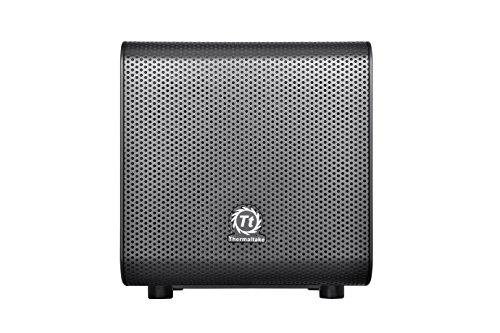 все цены на Thermaltake Mini-ITX Cube Case CA-1B8-00S1WN-00 онлайн