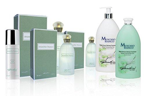 Gandini Muschio Bianco eau de toilette 100 ml spray