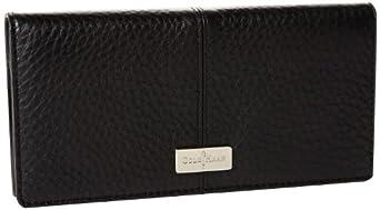Cole Haan Village Slim B41482 Wallet,Black,One Size