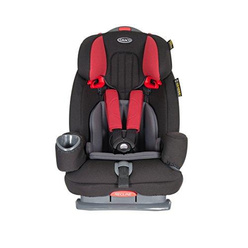 Graco Nautilus Elite Diablo Child Car Seat