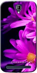 Fashionury Printed Back Case Cover For Panasonic Eluga Icon -Print27841
