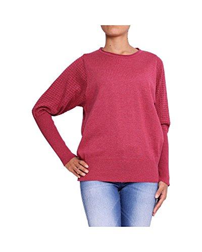 ANTA Q'ULQI - Maglione a maglia per donna - rosso, XL
