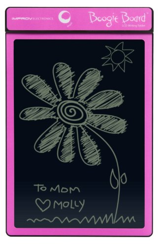 Boogie Board 8.5-Inch LCD Writing Tablet, Pink (PT01085PNKA0002)