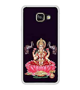 ifasho Lord Laxmi Back Case Cover for Samsung Galaxy A3 (2016)