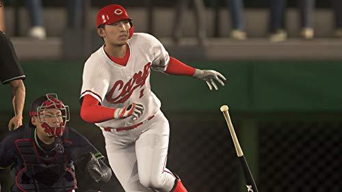 PS4:プロ野球スピリッツ2019 海外移籍選手先行入手DLC 配信 オリジナルPC&スマホ壁紙 配信 ゲーム画面スクリーンショット3