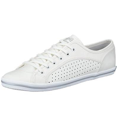 Buffalo 507-V9987 DERBY PU, Damen Sneakers, Weiß (WHITE), 36 EU