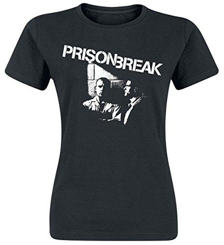 Prison Break Michael & Lincoln Maglia donna nero XL
