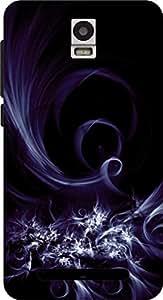 JOHN RICHARD HIGH QUALITY SILICONE UV PRINTED BACK COVER FOR XOLO Era ARTICLE-33338