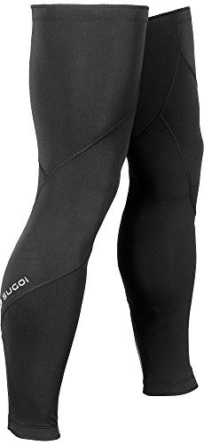 Sugoi Mid Zero Leg Warmer (Black, Medium) (Men Leg Warmers Cycling compare prices)