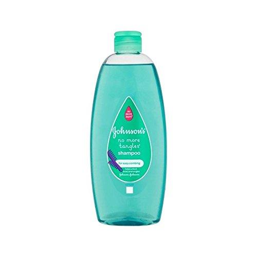 Bambino Di Johnson Niente Più Grovigli Shampoo 500Ml - Confezione da 2