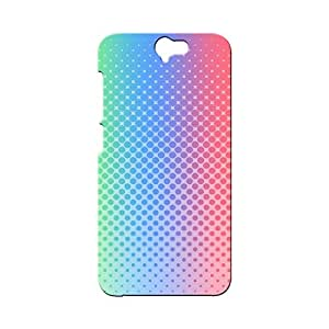 BLUEDIO Designer Printed Back case cover for HTC One A9 - G3352