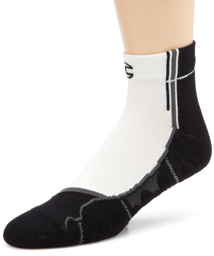 Buy Low Price Cannondale Men's X L.E. Low Socks, Black, X-Large (1S413)