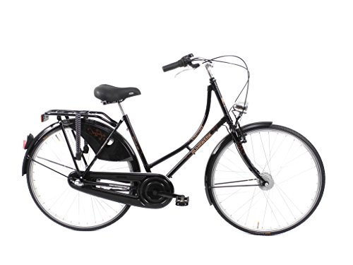 "28"" Zoll RUHRWERK Damen Holland Rad Fahrrad 3 Gang Shimano Nexus Nabendynamo Classic Nostalgie"