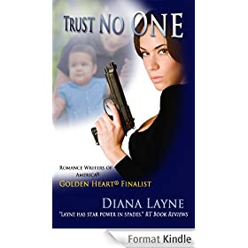 Trust No One (Vista Security Book 2) (English Edition)
