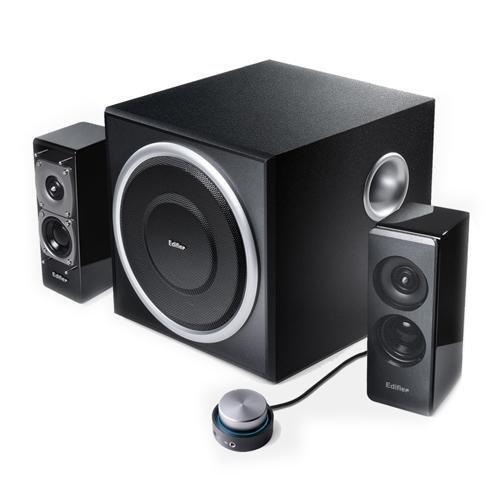 Edifier Usa S330D 2.1 Speaker System (Black)
