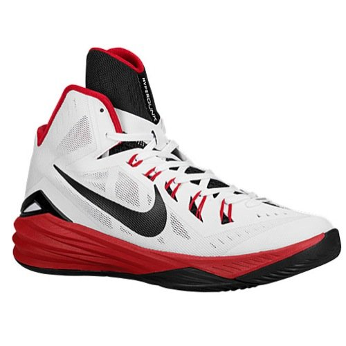 Nike Hyperdunk 2014 Sz 7.5 Mens Basketball Shoes White New In Box