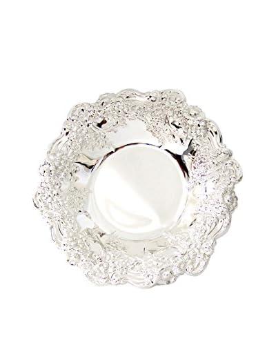 Cunill Silver-Plated Round Vineyard Centerpiece