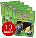 Oxford Reading Tree Project X Reading Collection - 12 Books and Parents Guide (Oxford Reading Tree)