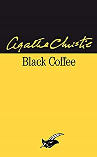 Black coffee par Agatha Christie