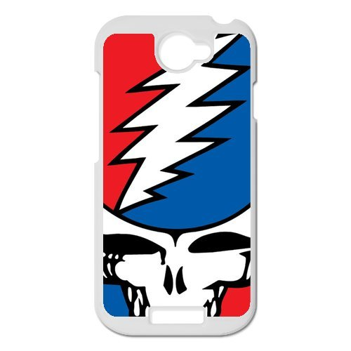 Generic Cell Phones Cover For Htc One S Case Customize Music Band Grateful Dead And Dancing Bears Hard Snap On Phone Cases